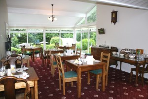 Accommodation Oughterard Full Irish Breakfast