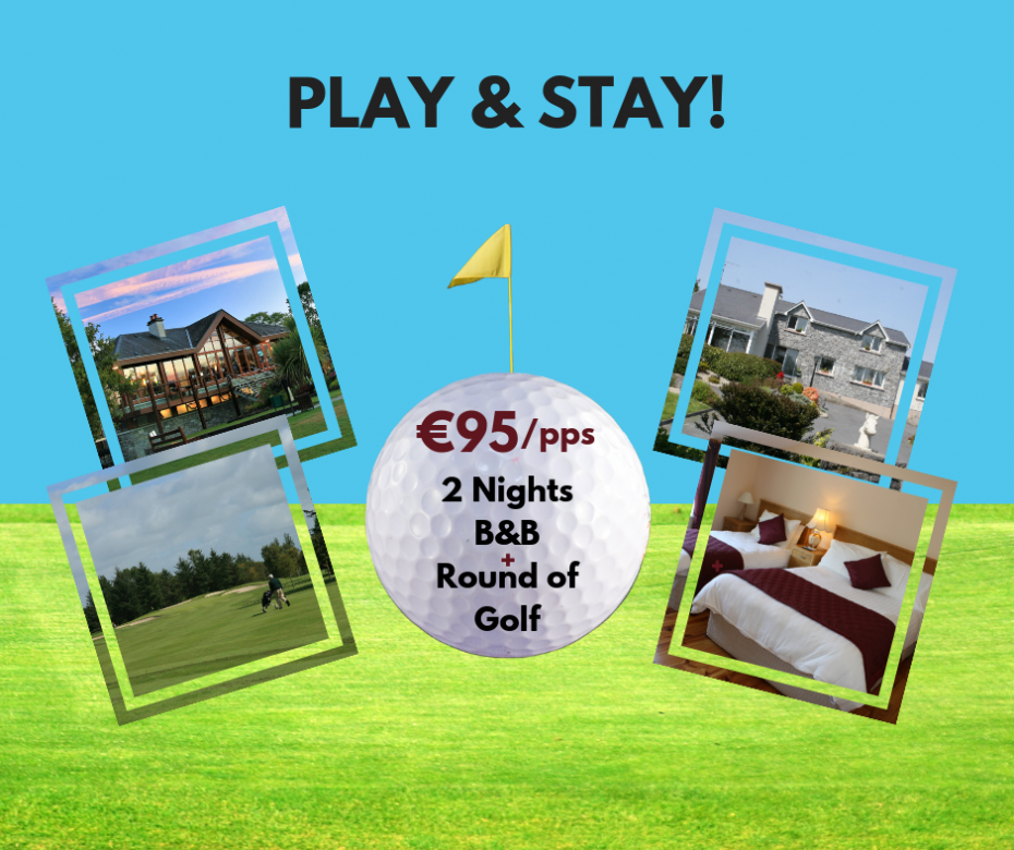 Special Offer Golf and B&B